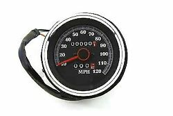 Speedometer Head With 224060 Ratio For Harley Davidson By V-twin