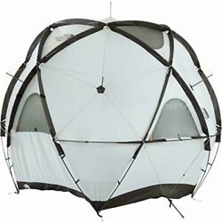The Geodome 4 Tent With Footprint Nv21800 Saffron Yellow