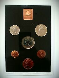 1978 - Coinage Of Great Britain  Northern Ireland - Royal Mint Proof Set ...!!
