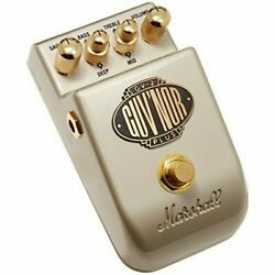 Marshall Gv-2 The Guvand039nor Plus Distortion Overdrive Rare Guitar Effect Pedal