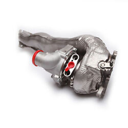 Exhaust Gas Turbocharger Turbo Charger Fit For Audi A6 A7 A8 Water-cooled 4.0t