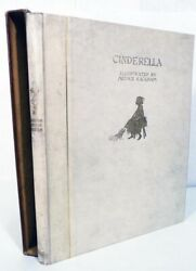 Cinderella Retold By C.s Evans And Illustrated By Arthur Rackham / 1919