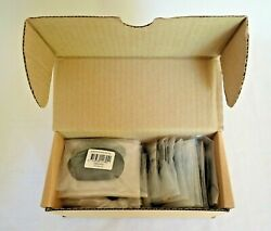 23 PAIRS OF BOLLE HURRICANE 1662211 REPLACEMENT SMOKE LENSES FOR SAFETY GLASSES
