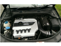 Tfsi Engine Cover For Audi Tts Genuine With Bolts Kits - Al0110