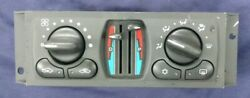 CHEVY IMPALA DUAL ZONE A/C CLIMATE CONTROL OEM 2004-2005