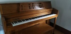 Yamaha Piano With Built In Humidifier, Concert Pitch Tuning, Excellent Condition