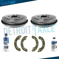 REAR. Brake Drums Ceramic Shoes For 2003 2004 2005 2006 2007 2008 Corolla USA $58.20