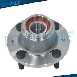 Rearwheel Hub And Bearing Assembly For Chevy Aveo Pontiac Wave - No Abs