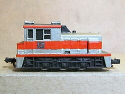 Western Pacific Plymouth 0-6-0 Industrial Bachmann Custom Decorated New N Scale