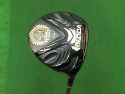 KATANA SENIOR GOLF CLUB DRIVER 2016 VOLTIO 4 G BLACK LOFT-11 R-FLEX 5137