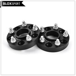 2x25mm 5x114.3 Hubcentric Forged Wheel Spacers For Acura Tsx Rdx Cdx Honda Civic