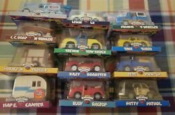 RARE-Nearly Complete Chevron Car Collection (67) Hard To Find!! See all Pictures