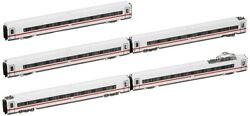 Kato 10-1513 Db Ice4 Inter City Express Ice 5 Cars Add-on Set N Scale 494972