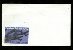 Gb Illustrated Envelopes Unused First Day Covers