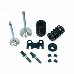 Dart 28212000 Cylinder Head Parts Kit Int/exh Valves 2.05/1.60 For Sb Chevy