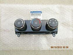 11-17 JEEP COMPASS A/C HEATER CLIMATE TEMPERATURE CONTROL OEM NEW P/N 55111278AG