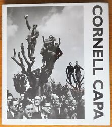 Signed Presentation Copy To Carl Mydans From Cornell Capa - Photographs 1992 1st