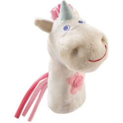 HABA Finger Puppet Mini Unicorn for Ages 18 Months and Up $5.99