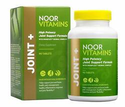 Noorvitamins Joint Health Supplement - Pain Ache Inflammation Health 90 Tablets