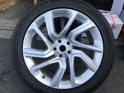 21andrdquo Genuine Range Rover Land Rover Sport/ Vouge/new Discovery Alloys And Tyres X 4