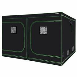 VIVOSUN  Mylar Hydroponic Grow Tent for Indoor Plant Growing Tent Kit120x120x80'