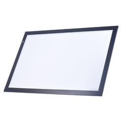 Aibecy A2 Large Ultra-Thin LED Light Pad Box Painting Tracing Panel Copyboard A2