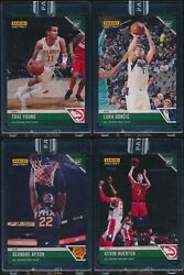 2018-19 PANINI INSTANT TRAE YOUNG LUKA DONCIC ALL ROOKIE TEAM SET 210 MADE!