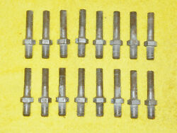 1964 1965 1966 1967 Ford Mustang Shelby Orig 289 Hipo Screw-in Rocker Arm Studs