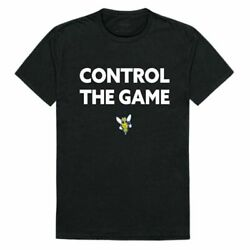 University Of Rochester Yellowjackets Control The Game T-shirt Black