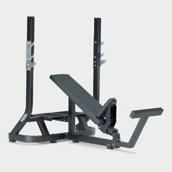 Technogym Pure Strength Olympic Incline Bench Press Pg01