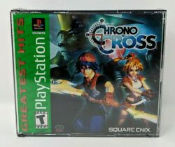 Chrono Cross for PlayStation 1 *BRAND NEW* $19.99