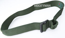 London Bridge Lbt-0612f Small Green Riggers Belt With Extraction Loop Usa Made