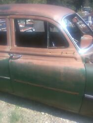 1949 1950 1951 1952 Chevrolet Station Wagon Door Oem Tin Woody