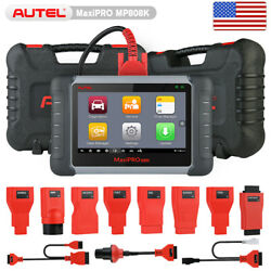 Autel MaxiPRO MP808K ALL Systems Scanner Auto Diagnostic Car Connectors KIT Tool