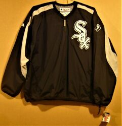 Chicago White Sox Jacket Size Xxl, 5 World Series Caps And World Series Ball