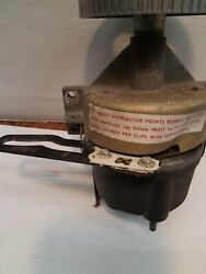 Mcculloch Outboard Ignition Distributor For 75hp 1964+ Free Shipping