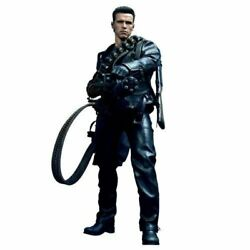 Hot Toys Movie Master Piece Dx Terminator T2 1/6 Scale T-800 4897011174488