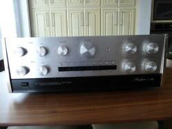 Accuphase C-200 Stereo Control Amplifier 110/220 Vac Used Us Model Kensonic