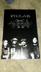 Pillar-the-reckoning-1-poster-11×17inches-nmint-veryrare-oop