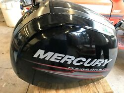 Mercury 150 H.p. 4 Stroke Used Top Cowling.