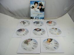 Into The Sun Korean / Chinese Series 8 Dvds Korean / Chinese Audio