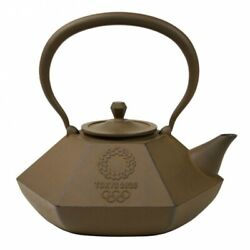 Tokyo 2020 Olympic Nanbutekki Trivet Brown Official Goods Quantity Limited