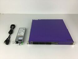 Extreme Networks 16405 Summit X460-24x Switch Adv Core License + Mpls Spe Pack