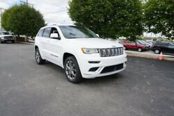 2020 Jeep Grand Cherokee Summit 2020 Jeep Grand Cherokee Summit 14 Miles Bright White Clearcoat 4D Sport Utility