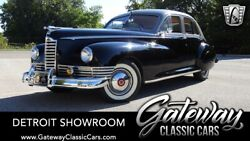 1947 Packard Custom Super Clipper 1947 Packard Custom Super Clipper 83999 Miles Sedan 356 CID V8 3 Speed Manual