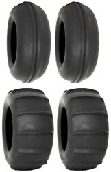 Full Set Of System 3 Ds340 31x11-15 And 31x13-15 Atv Sand Tires 4