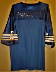 Chicago Bears Gale Sayers Navy Mesh Jersey