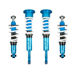 Five8 Industries Full Height Adjustable Coilover For Audi S4 Awd 96-01 Quattro