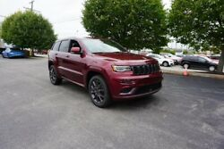 2020 Jeep Grand Cherokee High Altitude 2020 Jeep Grand Cherokee High Altitude 10 Miles Velvet 4D Sport Utility HEMI 5.7