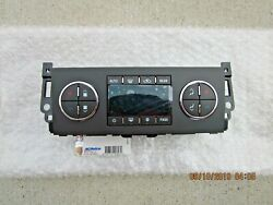 07 - 11 CHEVY SUBURBAN 1500 2500 A/C HEATER CLIMATE TEMPERATURE CONTROL OEM NEW